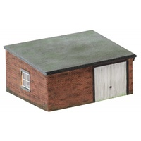 Hornby OO Garage Outbuilding