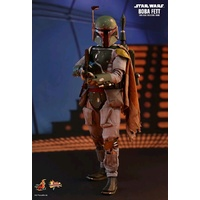 "Hot Toys 12"" Star Wars Episode 5 Boba Fett"