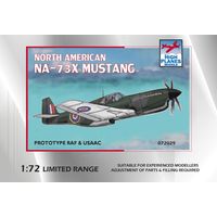 High Planes 1/72 Mustang X