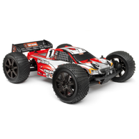 HPI Trophy Truggy Bodyshell Clear w/decals + masks HPI-101717