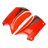 HPI Baja 5B Buggy Painted Body Shell Lower (Red/White/Grey) HPI-102238