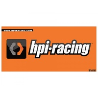 HPI Logo Large Window Sticker