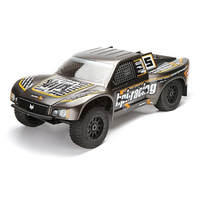 HPI 1/5 Baja 5SC-1 Painted Body Shell (Grey) HPI-108702