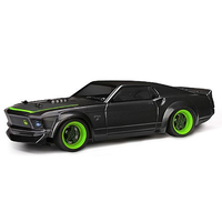 HPI 112468 Micro RS4 1969 Ford Mustang RTR-X 1/18 4WD Electric Car
