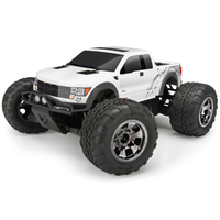 HPI 1/12 Savage XS Flux RTR with Ford Raptor Body