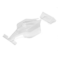 HPI Formula Q32 Body And Wing Set (Clear)