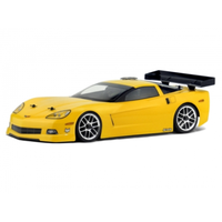 HPI 1/10 Chevrolet Corvette C6 Clear Body Shell (200mm) HPI-17503