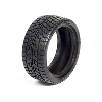HPI Lolow Profile Super Radial Tyre (26mm)W Profile Super Radial Tyre (26mm)
