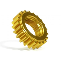 HPI Aluminium Threaded Pinion Gear HPI-76981