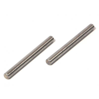 HPI Shaft 4 x 46mm Silver Savage HPI-86074