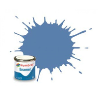 Humbrol Enamel 109 WWI Blue Matt 14mL Paint