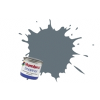 Humbrol Enamel 145 Medium Grey Matt 14mL Paint