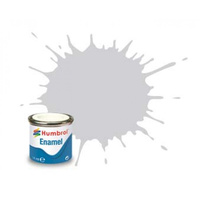 Humbrol Enamel 147 Light Grey Matt 14mL Paint