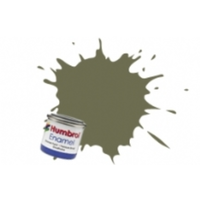 Humbrol Enamel 226 Interior Green Matt 14mL Paint