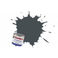 Humbrol Enamel 32 Dark Grey Matt 14mL Paint