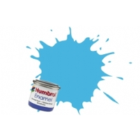 Humbrol Enamel 47 Sea Blue Gloss 14mL Paint