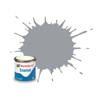 Humbrol Enamel 64 Light Grey Matt 14mL Paint