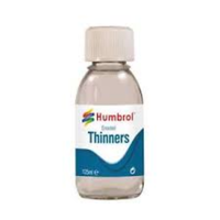Humbrol Enamel Thinner 125mL