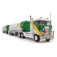 Highway Replicas 1/64 BP Road Tanker Diecast Truck