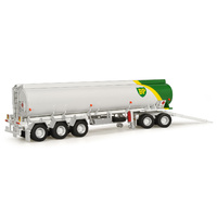 Highway Replicas 1/64 BP Tanker Trailer with Dolly Diecast Truck-