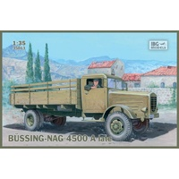 IBG 35013 1/35 BUSSING-NAG 4500A Plastic Model Kit