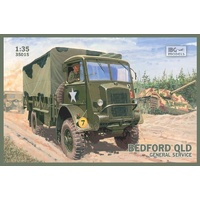 IBG Models 1/35 Bedford QLD general service 72280 Plastic Model Kit