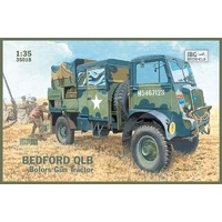 IBG Models 1/35 Bedford QLB Bofors gun tractor (Bofors gun NOT included) 72558 Plastic Model Kit