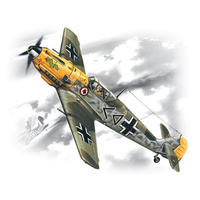 ICM 1/72 Bf 109E-4 72132 Plastic Model Kit