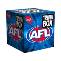 Trivia Box AFL Football