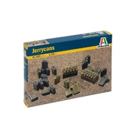 Italeri 1/35 Jerry Cans
