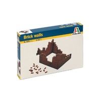 Italeri 1/35 Brick Walls