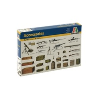 Italeri 1/35 Access Ammunition Accessories