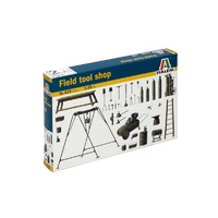 Italeri 1/35 Field Tool Shop