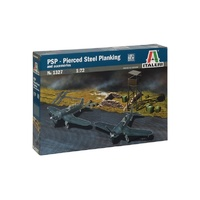 Italeri 1/72 Pierced Steel Planking & Accessories