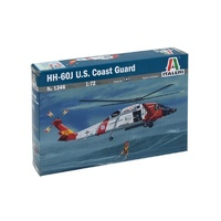 Italeri 1/72 HH60J US Coast Guard ITA-01346