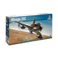 Italeri 1/32 Mirage IIIC Plastic Model Kit