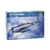 Italeri 1/48 SBD-5 Dauntless