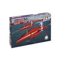 Italeri 1/48 Hawk T1A Red Arrows 50th Anniversary ITA-02747