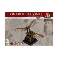 Italeri Da Vinci Flying Machine ITA-03108