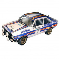 Italeri 1/24 Ford Escort RS1800 Mk.II Lombard RAC Rally Plastic Kit