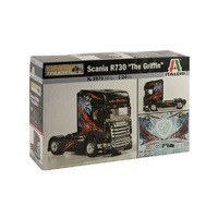 Italeri 1/24 Scania R730 - The Griffin ITA-03879