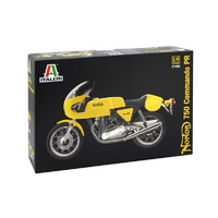 Italeri 1/9 Norton Commando 750 cc Plastic Model Kit