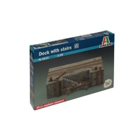 Italeri 1/35 Dock with Stairs ITA-05615