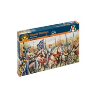 Italeri 1/72 Fig French Warriors 100 Years War ITA-06026