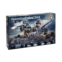 Italeri 1/72 Operation Cobra Battle Set