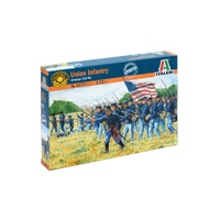 Italeri 1/72 Union Infantry