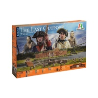 Italeri 1/72 French and Indian War the Last Outpost 1754-1763