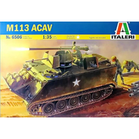 Italeri 1/35 M113 ACAV with 106mm Recoiless Gun ITA-06506