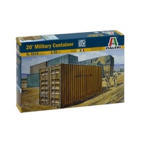 Italeri 1/35 20ft Container