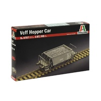 Italeri 1/87 VCFF Hopper Car